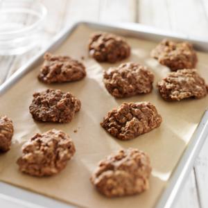 No Bake Cookies with CBD Recipe